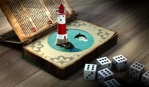 Po nitce do kłębka - przygotowanie gier i zabaw opartych na literaturze